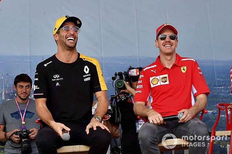 Renault no diría 'no' a Sebastian Vettel