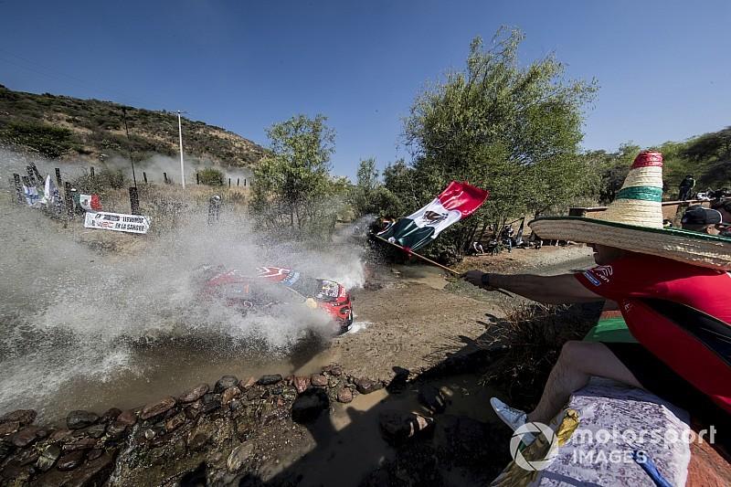 Ogier retoma el liderato del Rally México al medio día del sábado