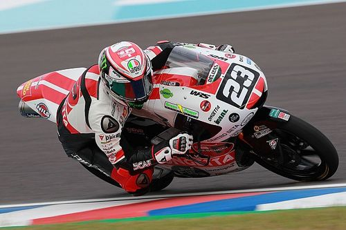 Moto3 Amerika: Antonelli amankan pole position