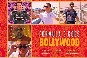 Vídeo: el paddock de la Fórmula E baila al estilo Bollywood