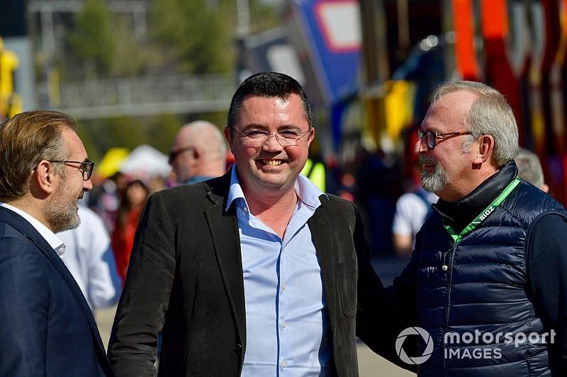 Interview Éric Boullier-Le GP de France, bien plus qu'une course