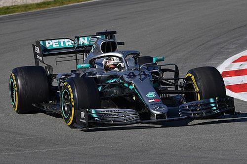 LIVE Test F1 Barcellona, Giorno 3