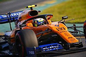 """Q3 shot """"definitely"""" unexpected for Norris and McLaren"""