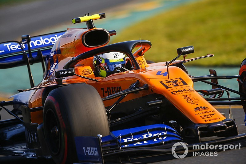 "Q3 shot ""definitely"" unexpected for Norris and McLaren"