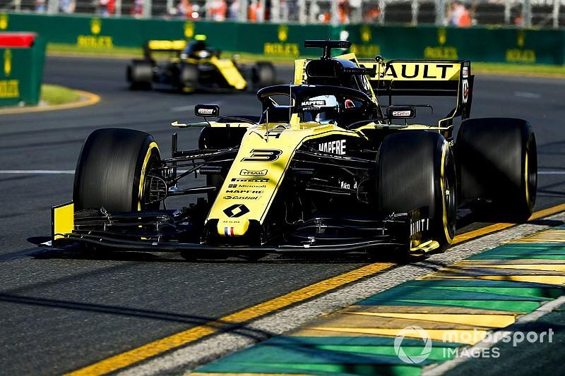 Teleurgesteld Renault moet 'kritisch op zichzelf zijn', weet Abiteboul