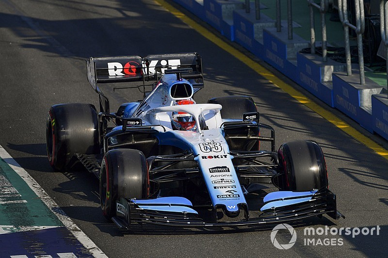 "Williams descubre una falla ""de base"" en su auto de 2019"