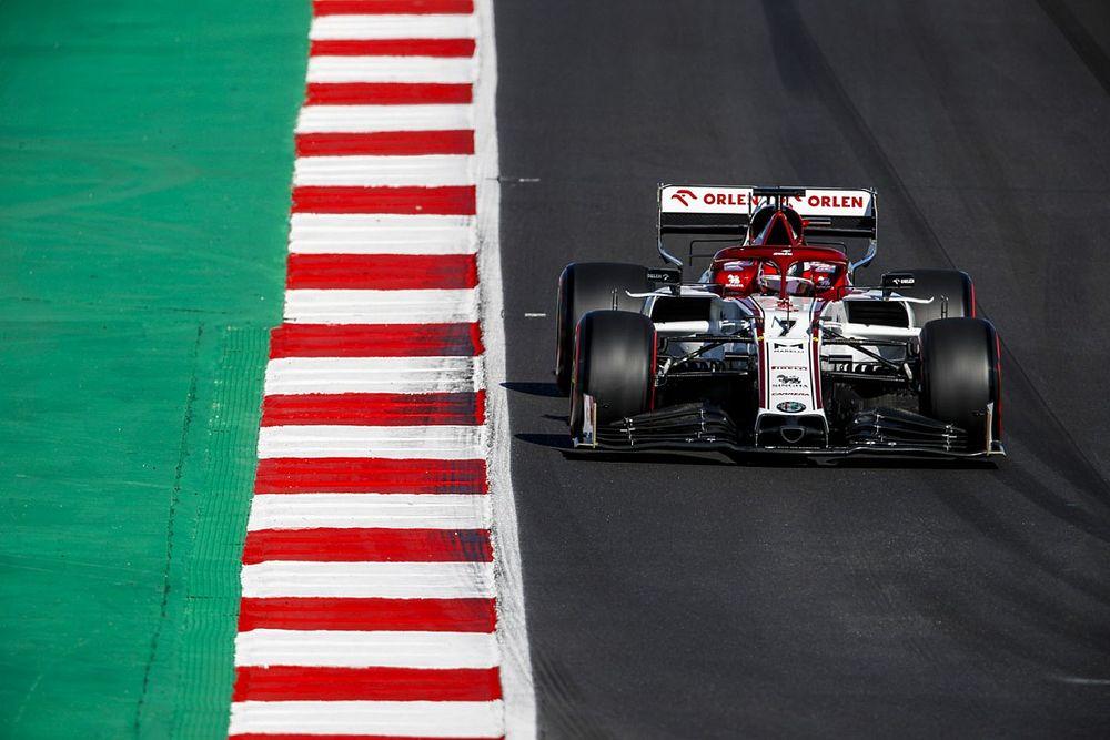 Az Alfa vezető stratégája visszaemlékezett Kimi Räikkönen lenyűgöző portugáliai rajtjára (videóval)