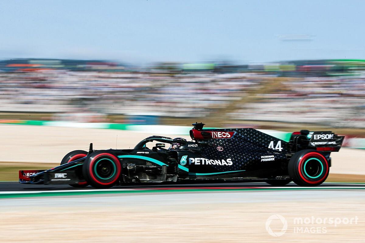 Hamilton afirma que Mercedes solucionou 'fragilidade' do carro em 2020; entenda