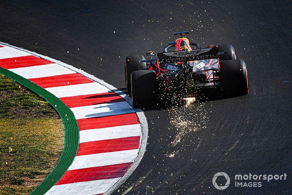 """Verstappen, confuso y desilusionado: """"Era como pilotar sobre hielo"""""""