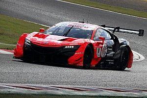 SGT第6戦|GT500予選:ARTA NSX-GT今季3度目のPP、ホンダ勢が最前列独占