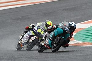 Moto3 Eropa: McPhee Raih Pole di Tengah Hujan Lebat