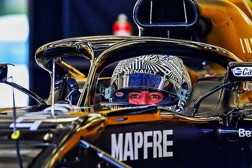 Qu'apportent les tests de la F1 2018 à Alonso et Renault?