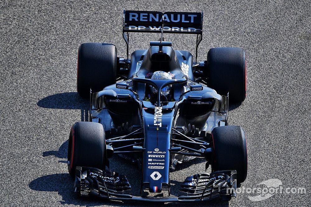 Alonso, Renault ile Yas Marina'da test yapacak