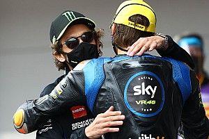 """Rossi: """"Nuestra intención es que Marini corra con Avintia en 2021, no comprarlo"""""""