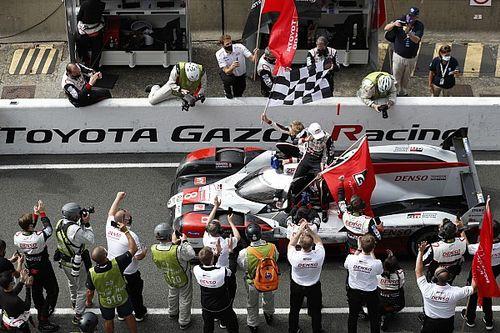 """Le Mans: Buemi temió que """"todo estuviera perdido"""" para Toyota"""