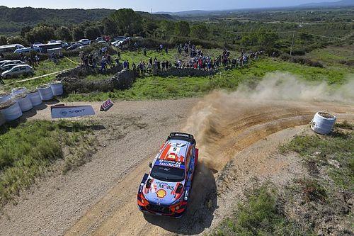 WRC: Sordo encabeza la primera jornada del Rally de Cerdeña