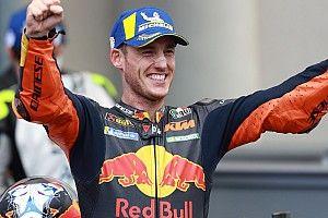 Pol Espargaró, 3e au Mans, espère gagner en constance