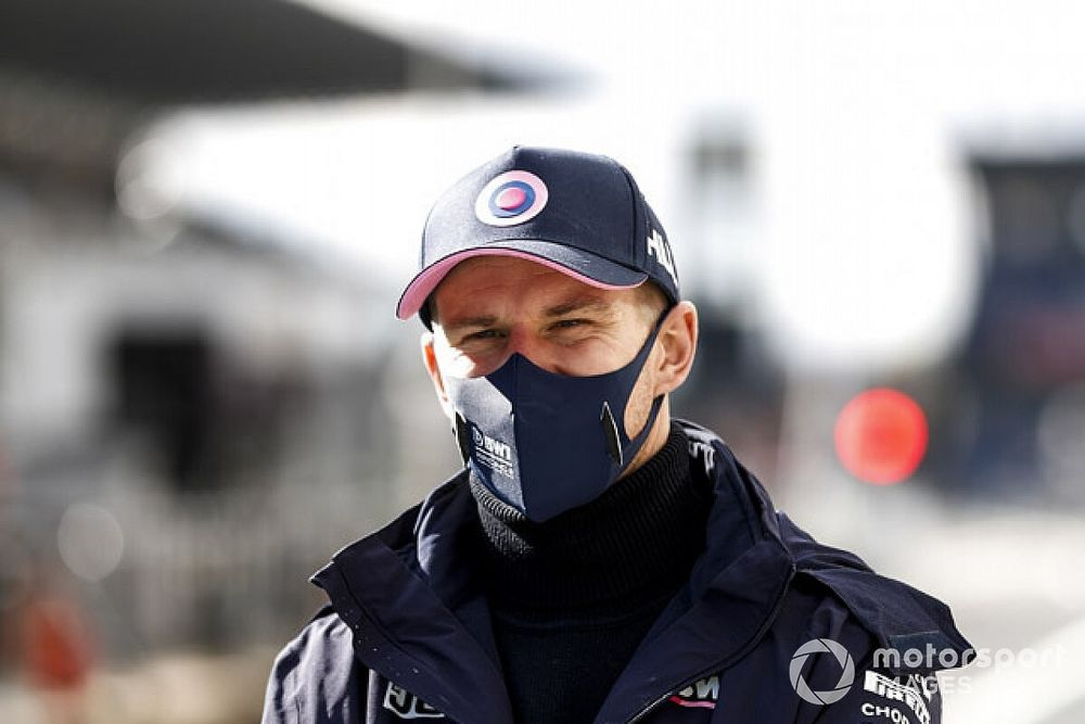 "Hulkenberg: ""É claro que eu gostaria de estar na Red Bull"""