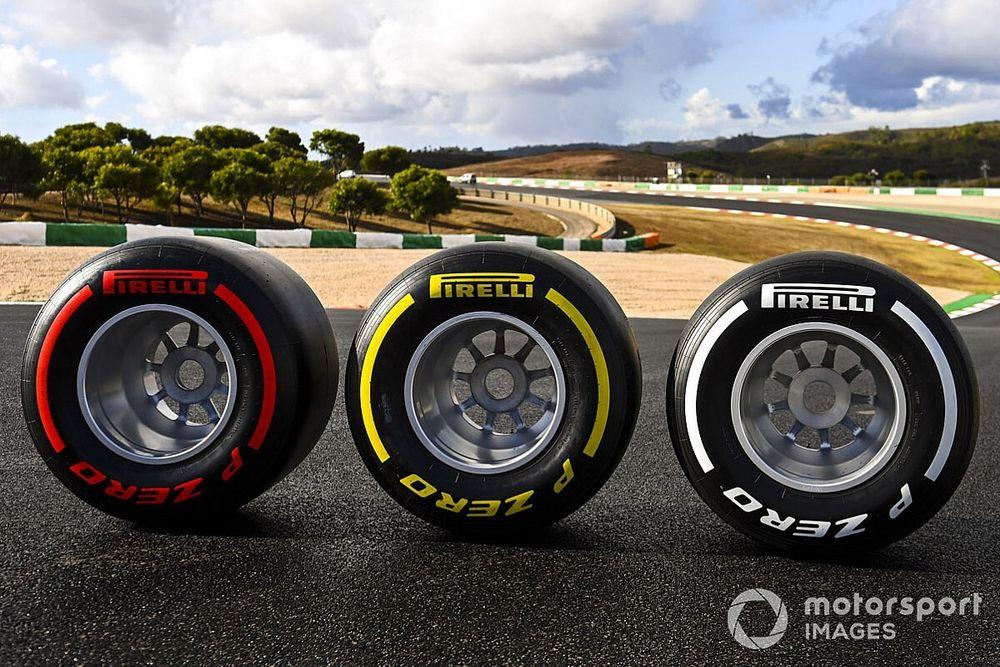 Portekiz GP öncesi: Kullanılan/kullanılmayan lastikler