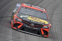 Truex penalized, crew chief ejected after Texas inspection issue
