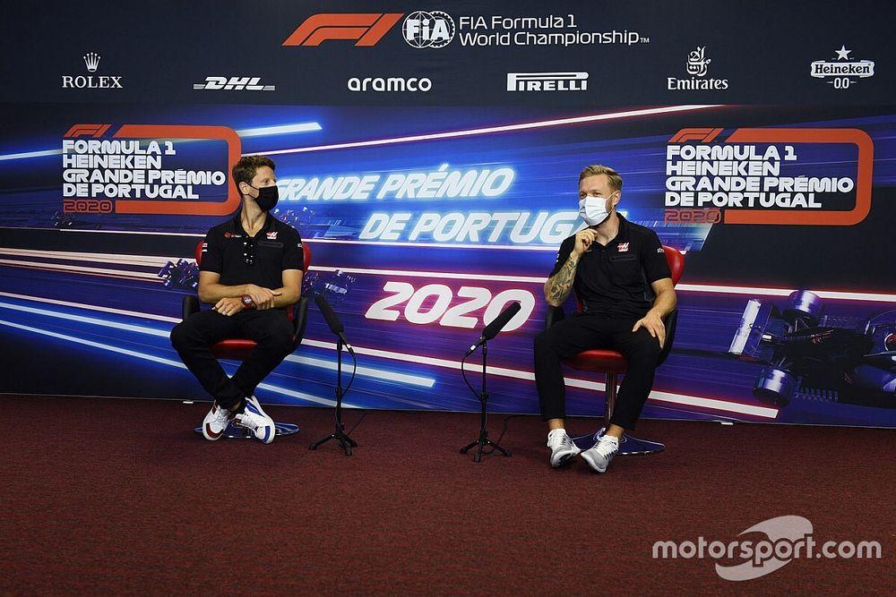Los pilotos de Haas, sorprendidos: los echan por temas económicos