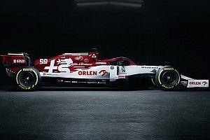 Alfa Romeo and Sauber extend F1 naming deal until 2021