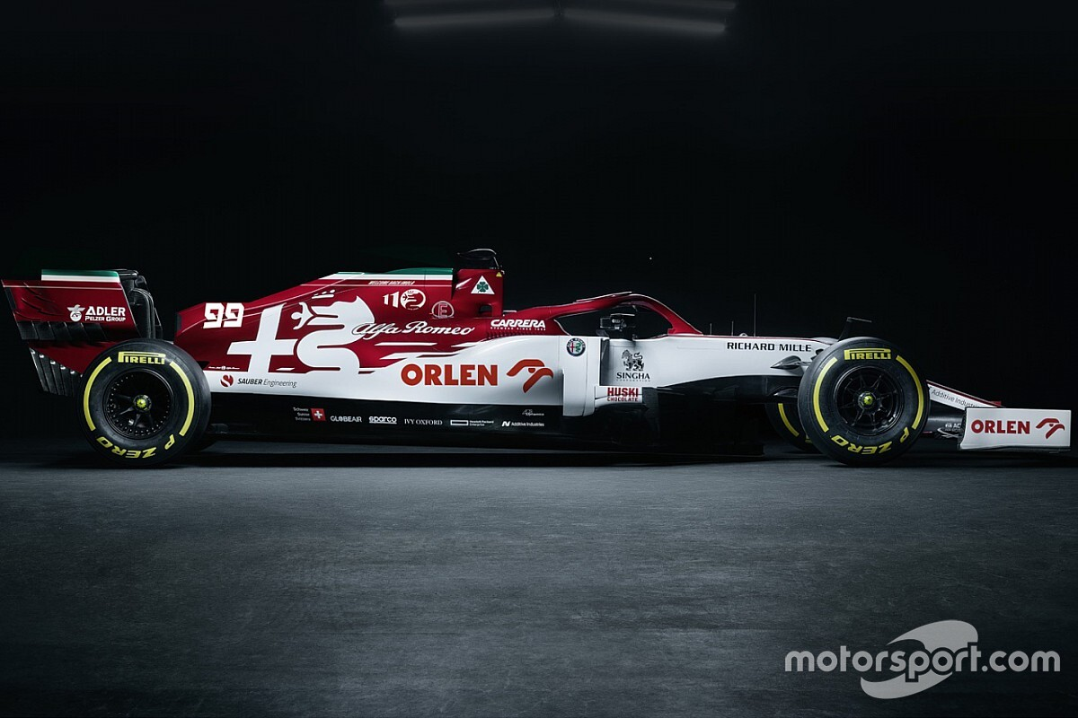 Alfa Romeo and Sauber extend F1 naming deal until 2021