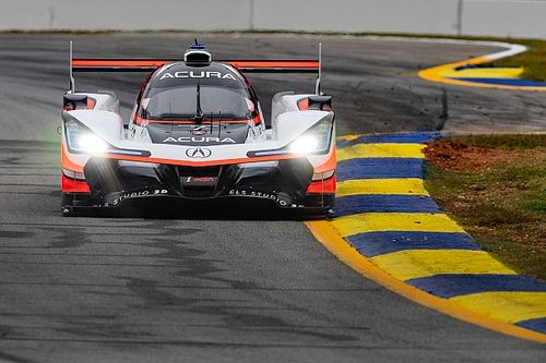 Petit Le Mans: Taylor leads opening practice for Acura