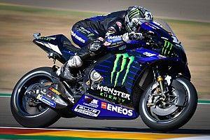Yamaha espère gagner en vitesse de pointe malgré le gel du développement