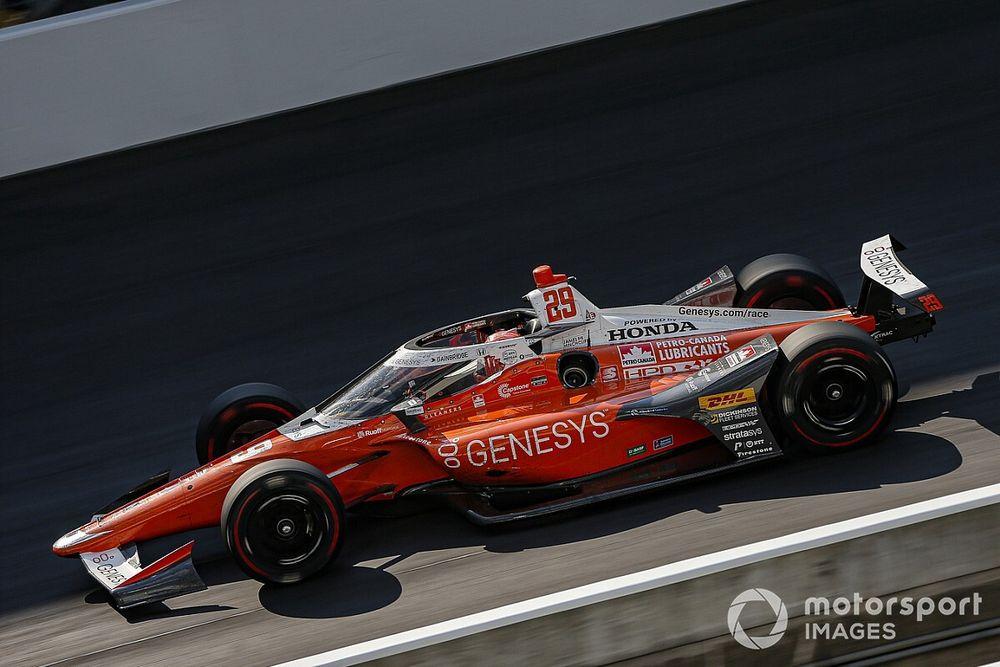 Хинчклифф договорился с Andretti о выступлениях в IndyCar