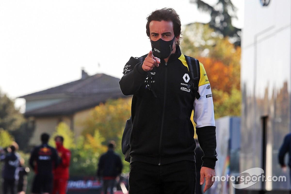 Ricciardo ve Ocon, Alonso'nun Renault'ya olan katkısını övdü