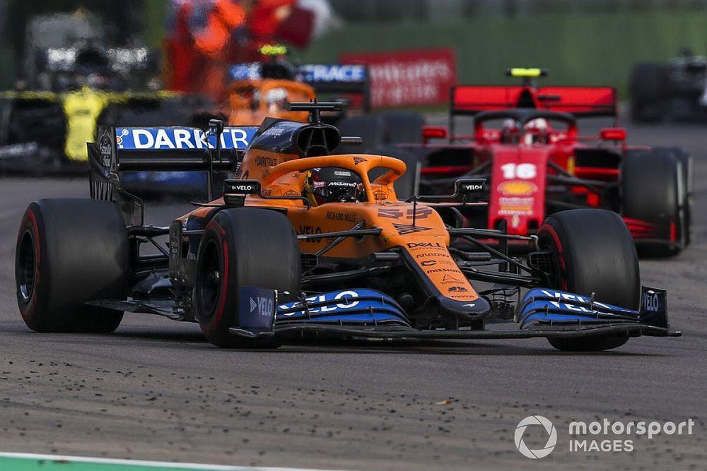 McLaren ne serait pas étonné de voir Ferrari revenir dans le top 3