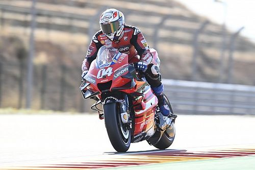 LIVE MotoGP, Gran Premio di Teruel: Gara