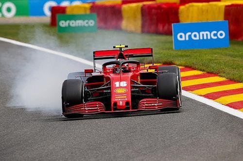 """Leclerc: """"E' triste vedere la Ferrari così in basso"""""""