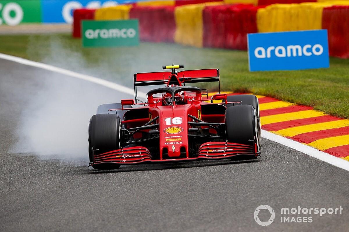 Ferrari explique ses difficultés par les pneus, pas le moteur