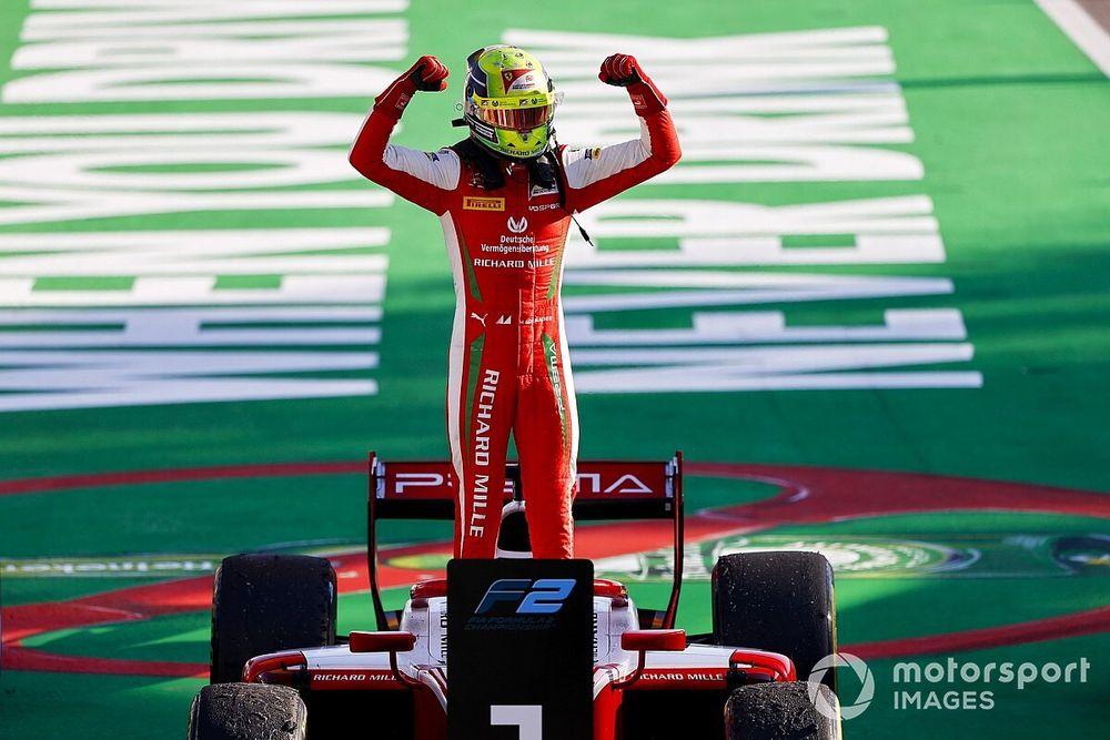 """Mick Schumacher: """"Mi sento pronto per il salto in F1"""""""