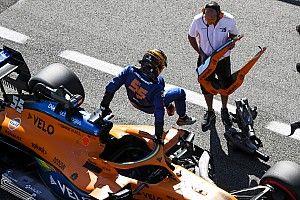 McLaren ve posible que Sainz sorprenda a los Mercedes en la salida