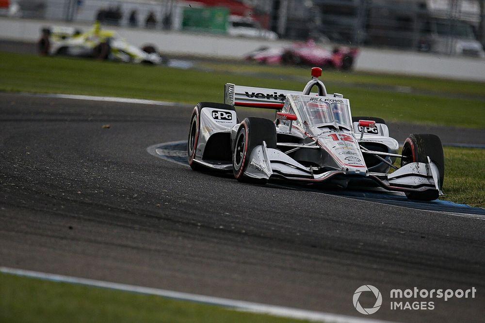 Power wint tweede Harvest GP-race Indianapolis, P17 voor VeeKay