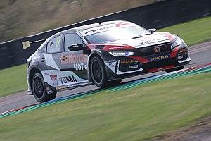 Silverstone BTCC: Cammish takes second consecutive pole