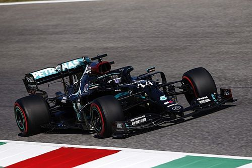 F1: Hamilton è il Granduca di Toscana di un GP pazzo!