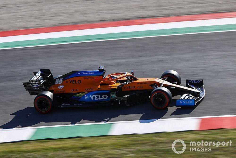 """Sainz: """"McLaren'ın performans düşüşü kötü bir sürprizdi"""""""
