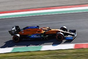 "Sainz says McLaren's drop in form ""a nasty surprise"""