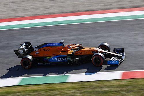 Avis de vent contraire pour McLaren au Mugello