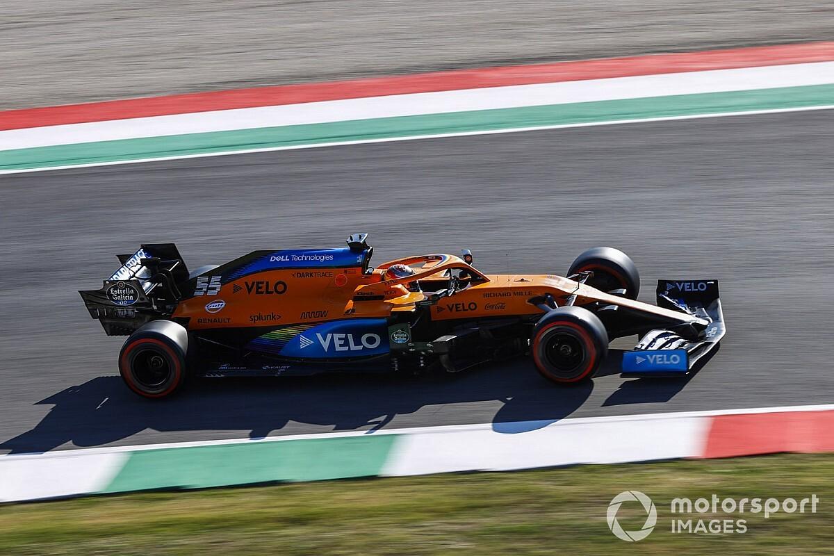 """Sainz says McLaren's drop in form """"a nasty surprise"""""""