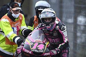 Arbolino se pierde el GP de Aragón por viajar junto a un positivo por COVID