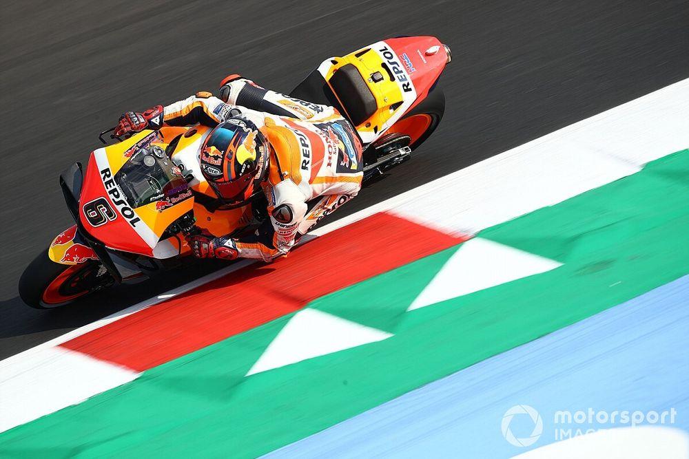 Honda rider Bradl ruled out of second Misano MotoGP race