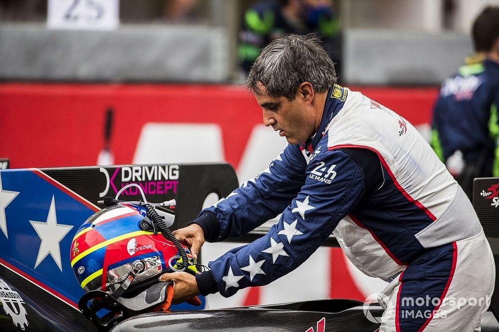 Montoya herenigd met McLaren voor deelname aan Indy 500 in 2021