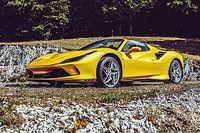 Ferrari F8 Spider, lo probamos desde un nuevo punto de vista
