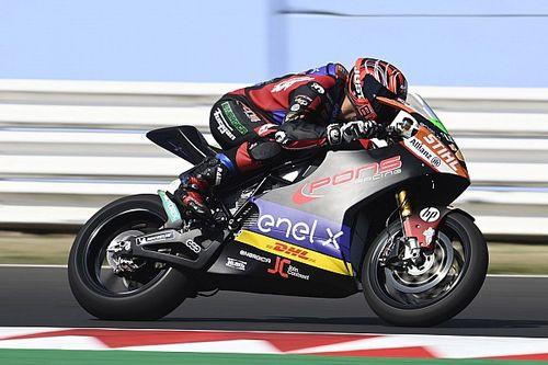 MotoE: Torres firma la E-Pole a Le Mans davanti a Ferrari