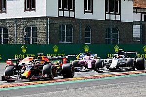 Les pilotes du jour de la saison 2020 de F1